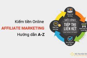 10 Lý Do kiếm tiền Online Affiliate Marketing