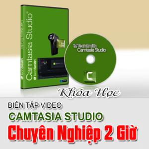 Học Biên Tập Video Camtasia Studio Chuyên Nghiệp 2 Giờ