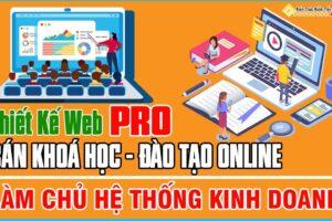 Chạy Thử Nghiệm Web Bán Khoá Học Elearning Online